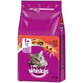 Whiskas Adult 1+ mit Rind - 1,9kg