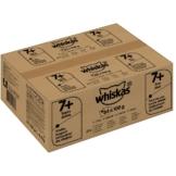 Whiskas Senior 7+ Fisch- & Geflügelauswahl in Gelee 84x100g