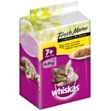 Whiskas Senior 7+ Fresh Menue in Sauce Geflügel 6x50g
