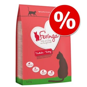 Feringa Trockennahrung Sparpaket zum Vorteilspreis Adult Huhn & Forelle 12 kg (6 x 2 kg)