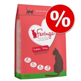 Feringa Trockennahrung Sparpaket zum Vorteilspreis Kitten Geflügel 12 kg (6 x 2 kg)
